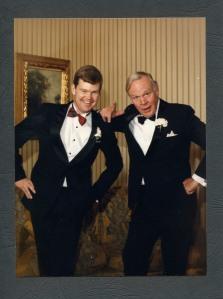 Dad & Tim 1987